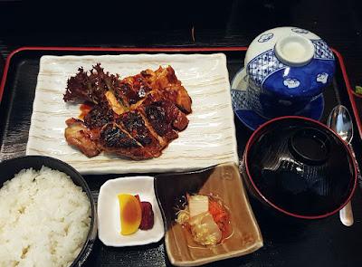 Nara Japanese Restaurant Epping Menu