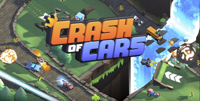 Crash of Cars Mod Apk v1.1.73 Unlimited Money Terbaru
