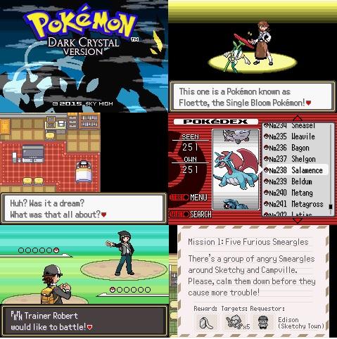 Pokemon Dark Crystal