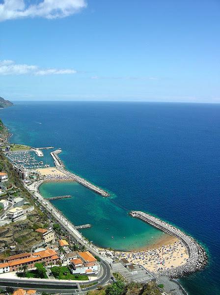 Calheta, Madeira beach