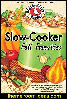 Slow-Cooker Fall Favorites Seasonal Cookbook Collection