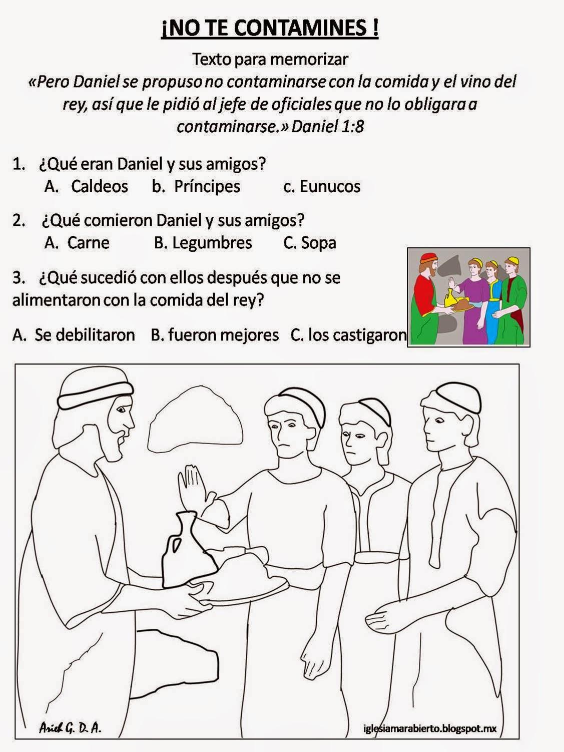 Iglesia Mar Abierto Clase Para Ninos Cristianos No Te