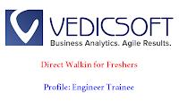 Vedicsoft-Solutions-walkin-freshers