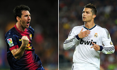 Madrid vs Barcelona