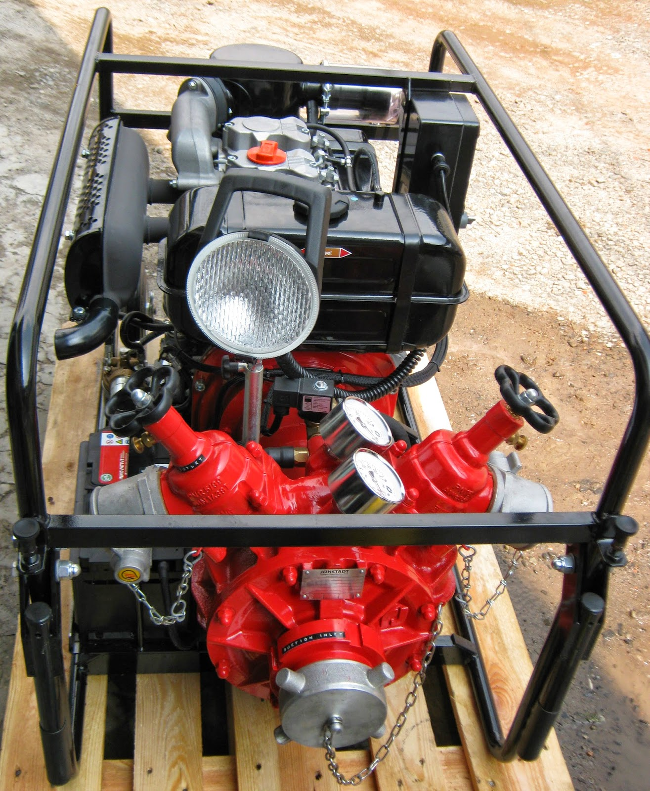 Centrifugal pump instruction manual
