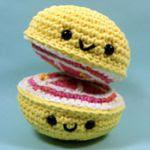 patron gratis pomelo amigurumi | free amigurumi pattern grapefruit