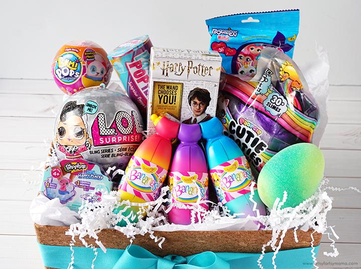 Surprise Blind Bag Easter Basket
