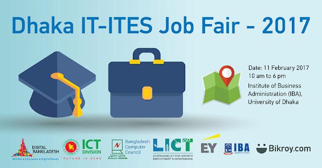Dhaka-IT-ITES-Job-Fair-Saturday