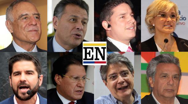 resultados ultimas encuestas presidenciales ecuador 2017