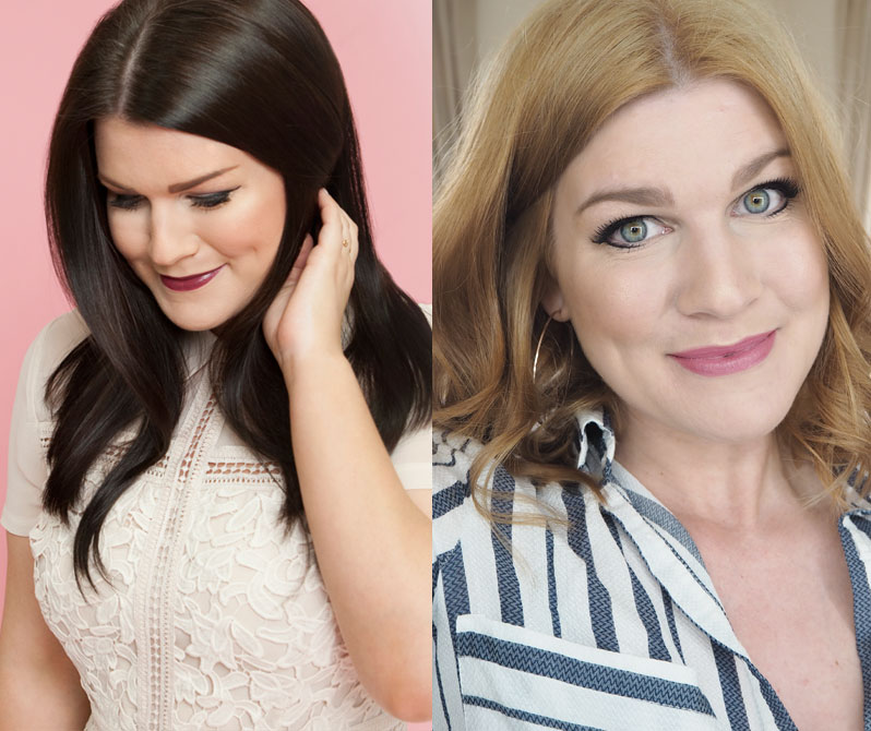 Today I'm sharing my experience of going dark brunette to strawberry blonde, with a little help from Olaplex.