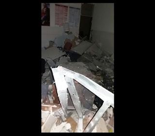 Terror na madrugada: Chuva de balas, velório interrompido e banco explodido na Paraíba