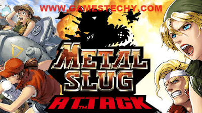 Metal Slug Attack 3.19.0 Mod Apk + Data For Android