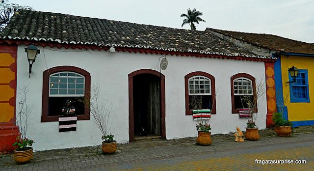 Fachadas de Santo Antônio de Lisboa, Florianópolis