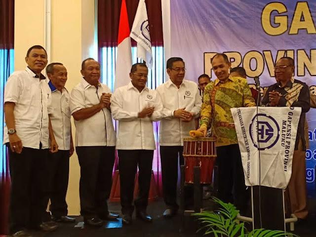 Said Assagaff Minta Gapensi Maluku Handal Hadapi Pasar Bebas