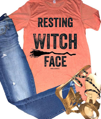 Resting Witch Face Shirts Hoodie Sweatshirt.