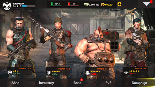 Download Dead Warfare Zombie Mod Apk Game