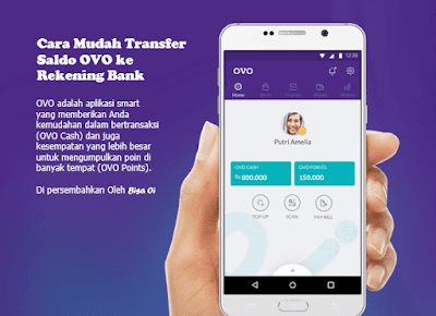 Cara Mudah Transfer Saldo OVO ke Rekening Bank