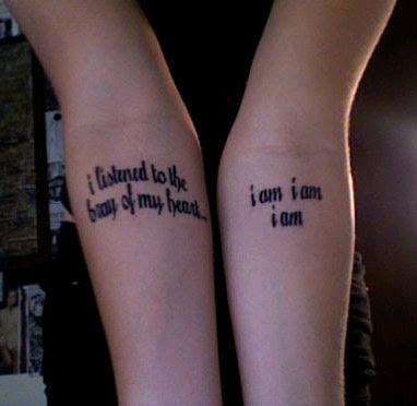 Fotos De Tatuagem No Braço Frases