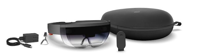 مايكروسوفت توفر نظارة HoloLens في أسواق جديدة.