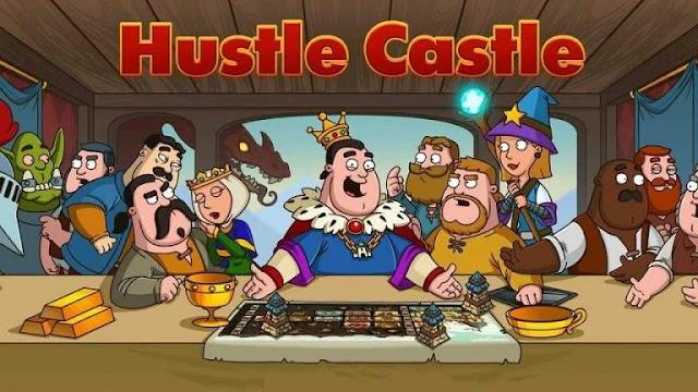 Hustle Castle: Vida do Castelo v1.8.0 Apk Mod
