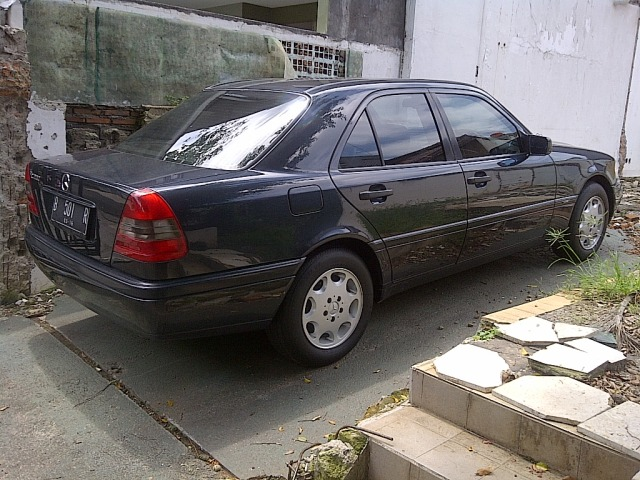 1996 Honda Fuel Filter Mercedes Benz C200 W202 1996 Original Condition