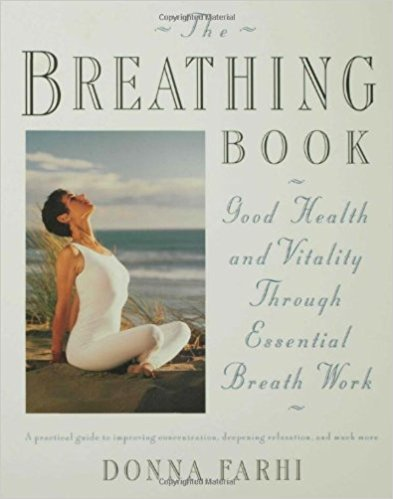 <b>The Breathing Book</b>