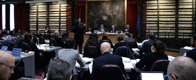 Giornale di puglia for Commissione bilancio camera