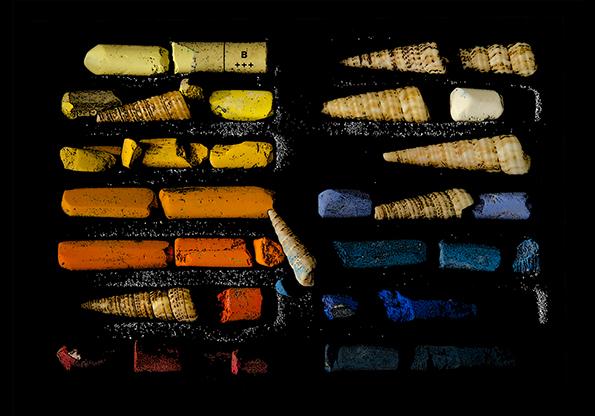 Manuela Malia artista. Arte Contemporáneo, Conceptual, Objetual, Minimalista, Instalación, Intervención, Acción, Fotografía digital, Dibujo