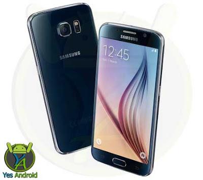 Update Galaxy S6 SM-G920T G920TUVS3DOJC Android 5.1.1