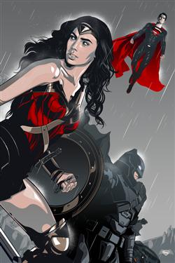 Batman v Superman: The Dawn of Justice – Truyện tranh