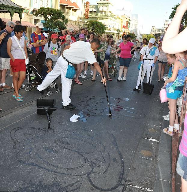 Limpeza na Disney World em Orlando