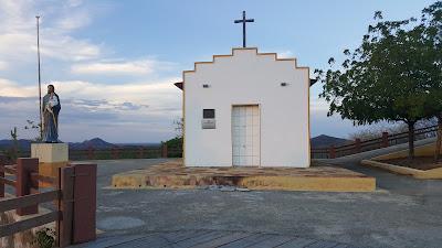 Resultado de imagem para capela de são josé em almino afonso rn