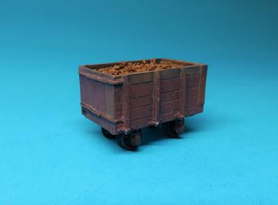 Festiniog Oakley wagon