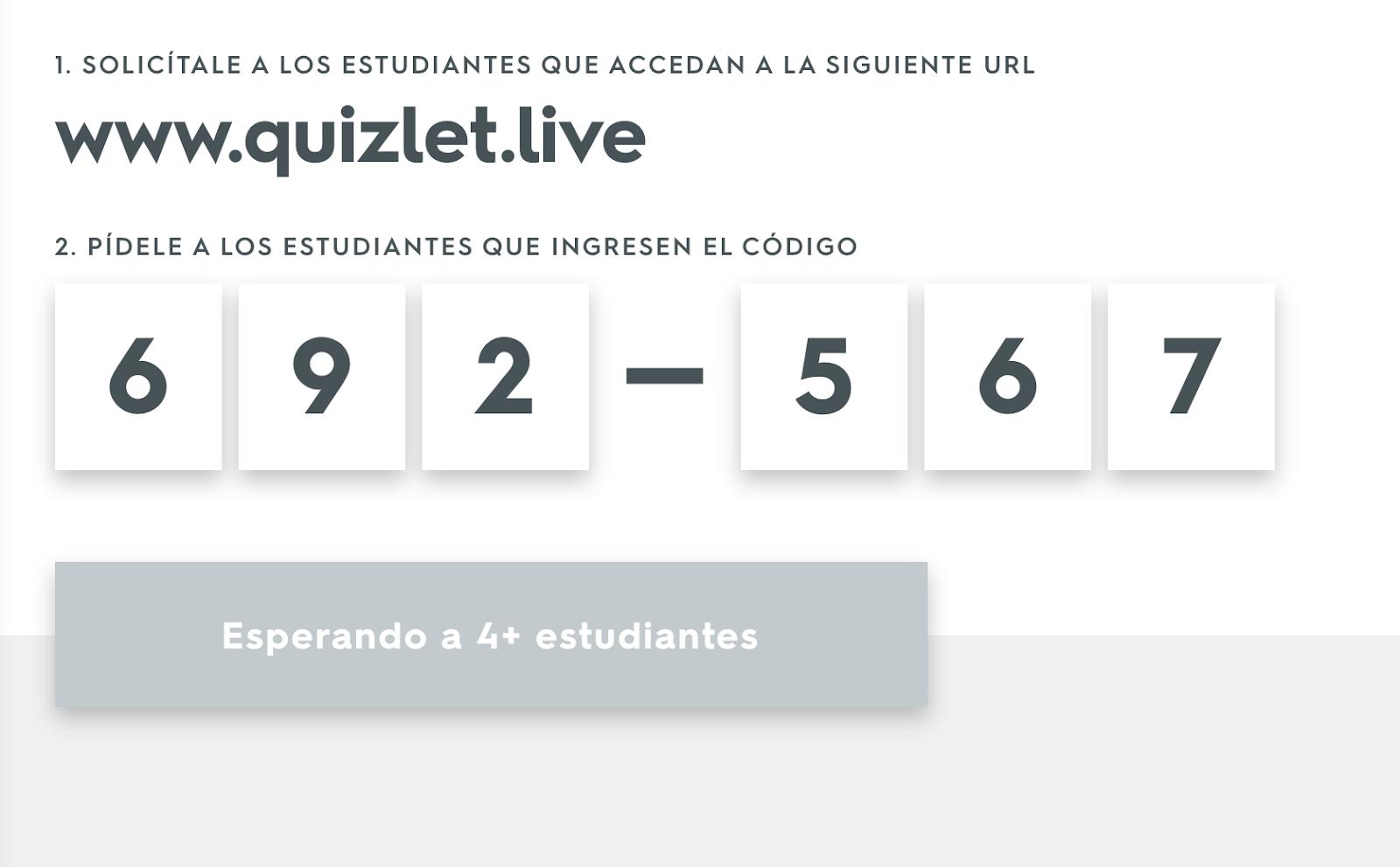 www  quizlet live