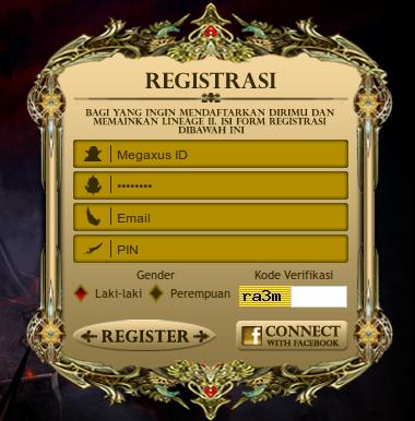 Megaxus Ganti Password | Pics | Download |