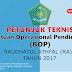 Juknis Bantuan Operasional Pendidikan (BOP) RA Tahun 2017