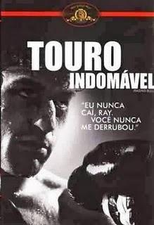 Capa do Filme Touro Indomável