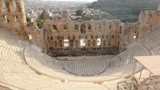 Acrópole, Atenas, Grécia