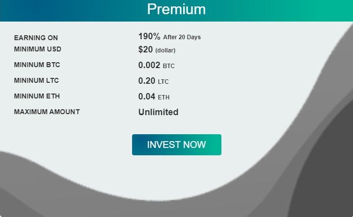 Инвестиционные планы Blockrb Limited 2