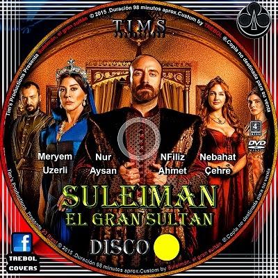 .: Suleiman , el gran sultán