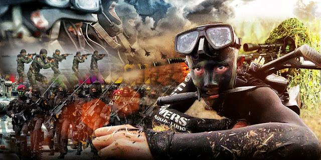 MANTAP JIWA...! Inilah 5 KEMAMPUAN Pasukan ELITE TNI Yang Bikin Dunia TERCENGANG Dan TIDAK PERCAYA...!