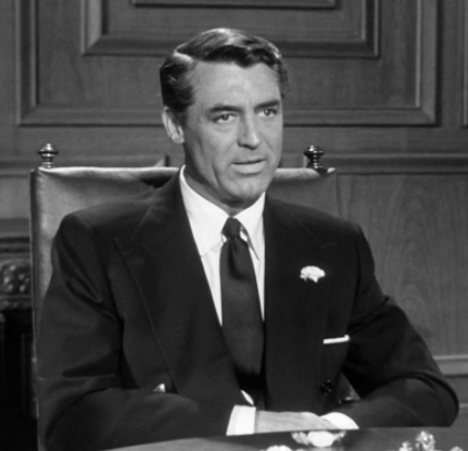 Classic film and tv caf people will talk about cary for Cary grant first movie