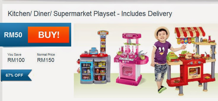 Kitchen Playset Review Comments
