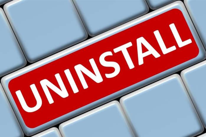 Tips Meningkatkan Performa Laptop #3 - Hapus Aplikasi yang Tidak Penting atau Jarang Digunakan