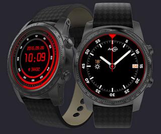 Smartwatch AllCall1 Grey -comanda aici