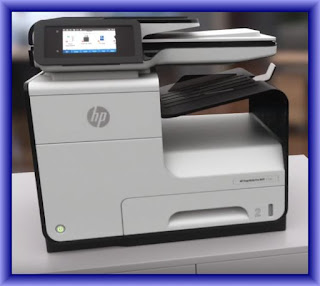 HP PageWide Pro MFP 477dw Wireless Setup