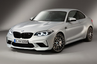 BMW M2 Competition (2018) Front Side
