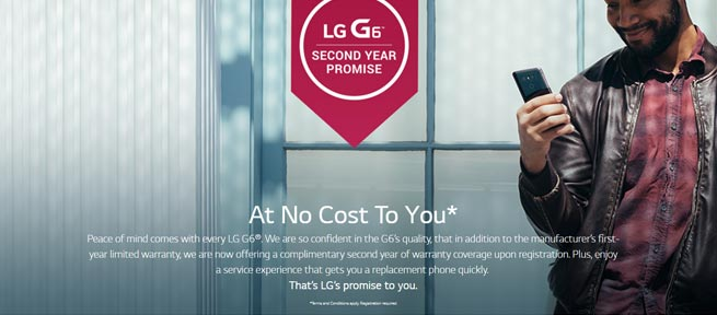 LG second year promise