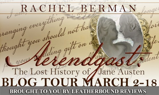 Blog Tour - Aerendgast by Rachel Berman