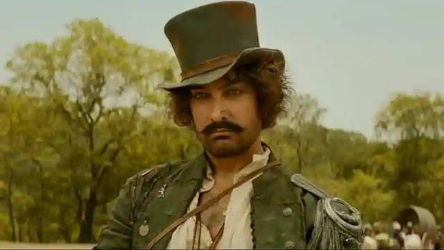 Thugs Of Hindostan review: Aamir Khan, Amitabh Bachchan's film inspires shrugs of Hindustan.